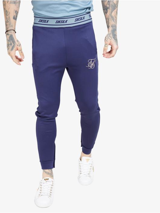Sik Silk Jogginghose Agility blau