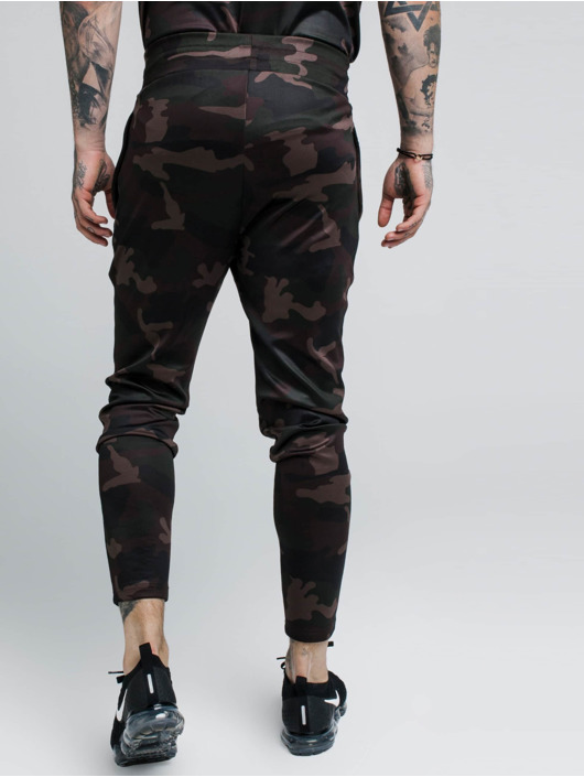 Sik Silk Jogginghose Athlete camouflage