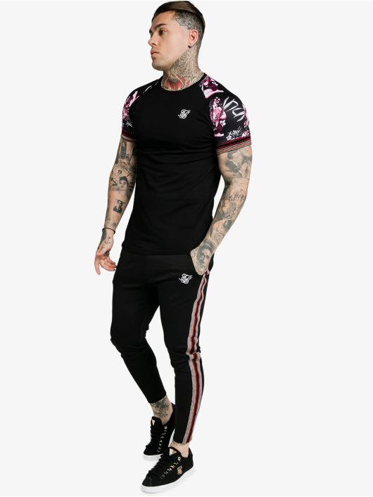 Sik Silk Jogginghose Athlete schwarz