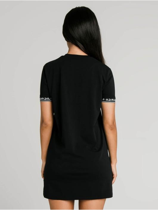 Sik Silk Kleid Core Tech schwarz