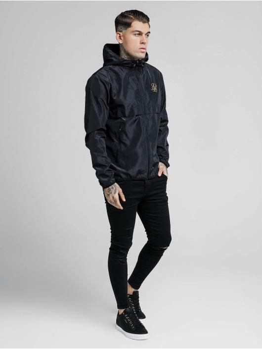 Sik Silk Lightweight Jacket Windrunner black