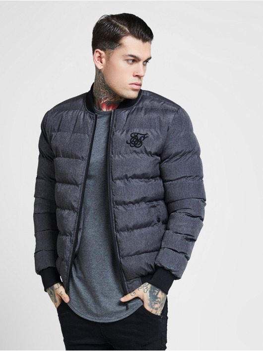 Sik Silk Puffer Jacket Aero grey