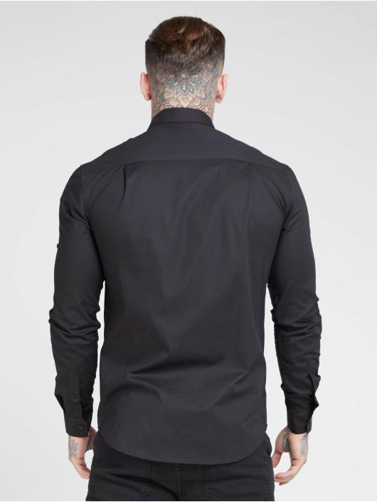 Sik Silk Shirt Smart black