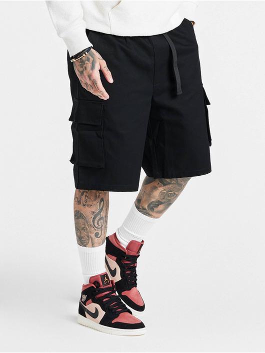 Sik Silk Short X Steve Aoki black