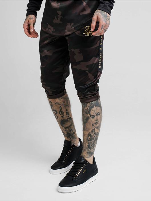 Sik Silk shorts Camo Fade Performance camouflage