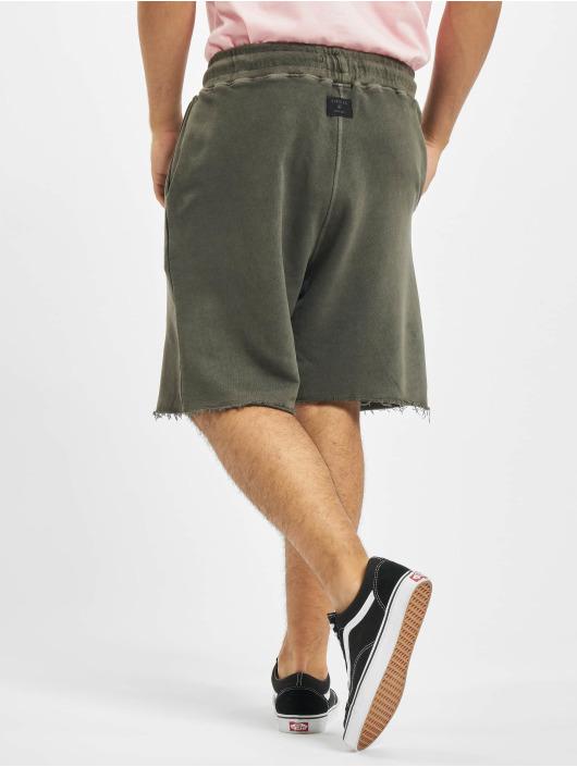 Sik Silk Shorts X Steve Aoki Relaxed grå