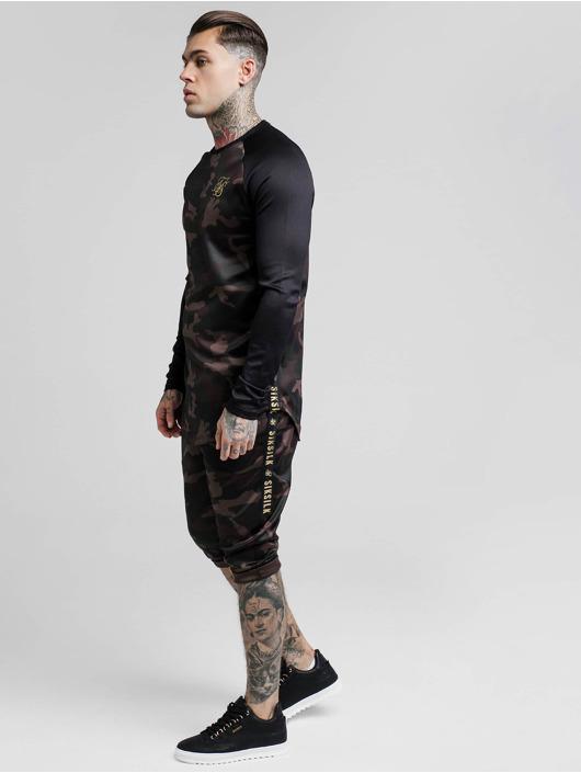 Sik Silk Shorts Camo Fade Performance kamuflasje