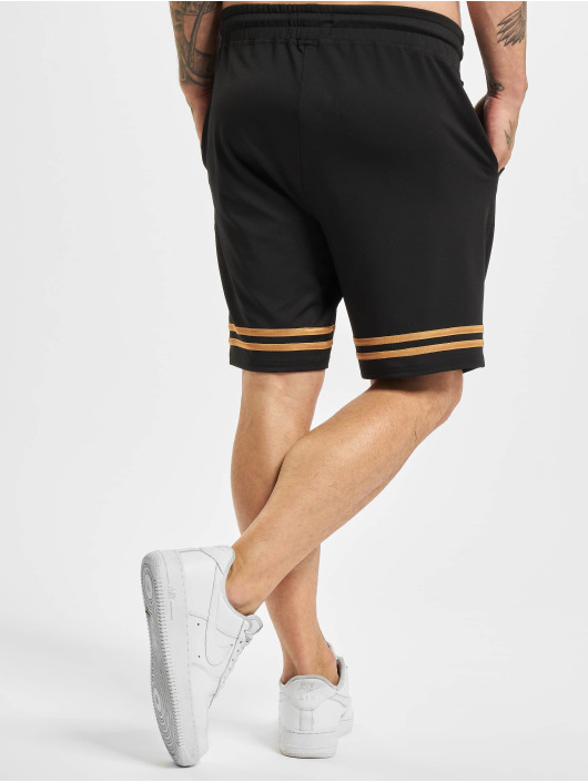 Sik Silk Shorts Relaxed Mesh Bound oro