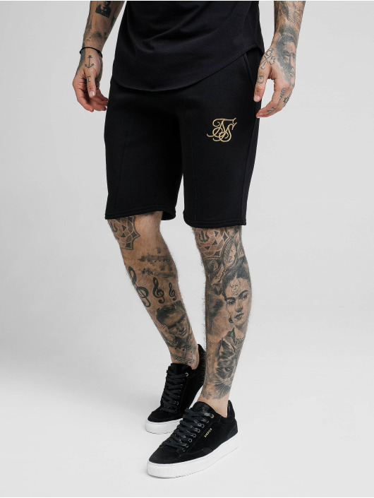 Sik Silk Shorts Sport Fit schwarz