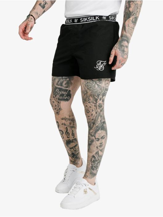 Sik Silk Shorts Standard schwarz