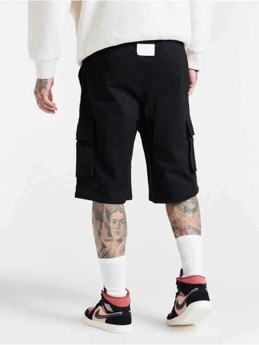 Sik Silk Shorts X Steve Aoki schwarz