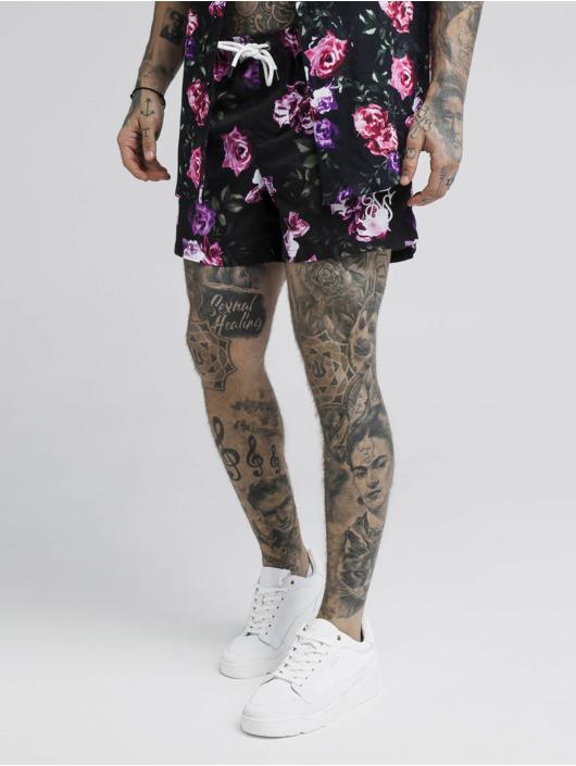 Sik Silk Shorts Standard svart