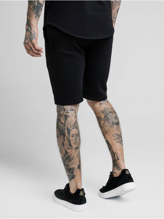 Sik Silk Shorts Sport Fit svart