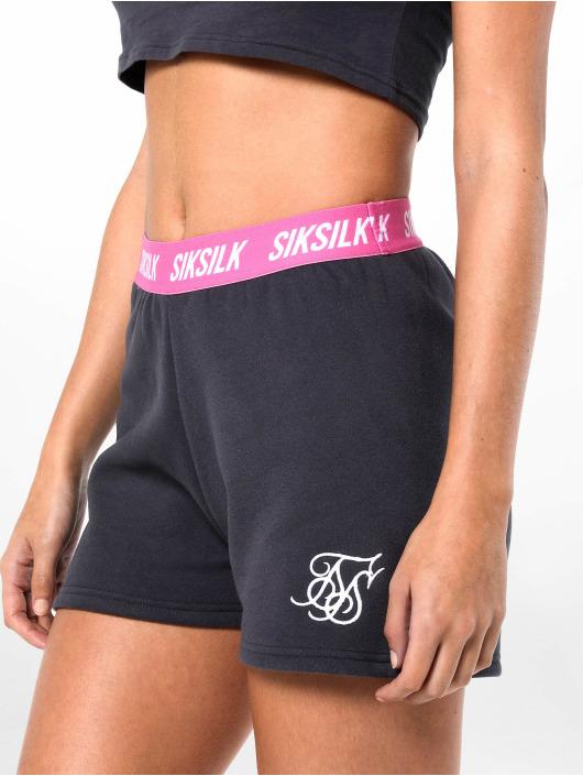 Sik Silk Shortsit Gym harmaa