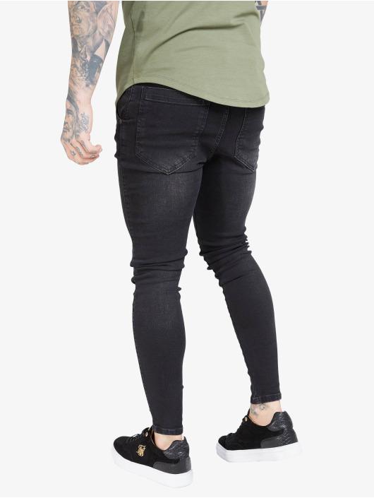 Sik Silk Skinny Jeans Skinny black