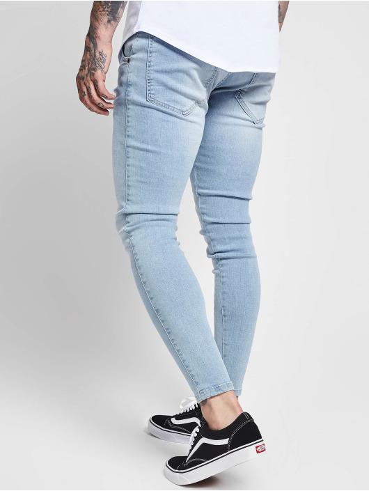 Sik Silk Skinny Jeans Skinny blue