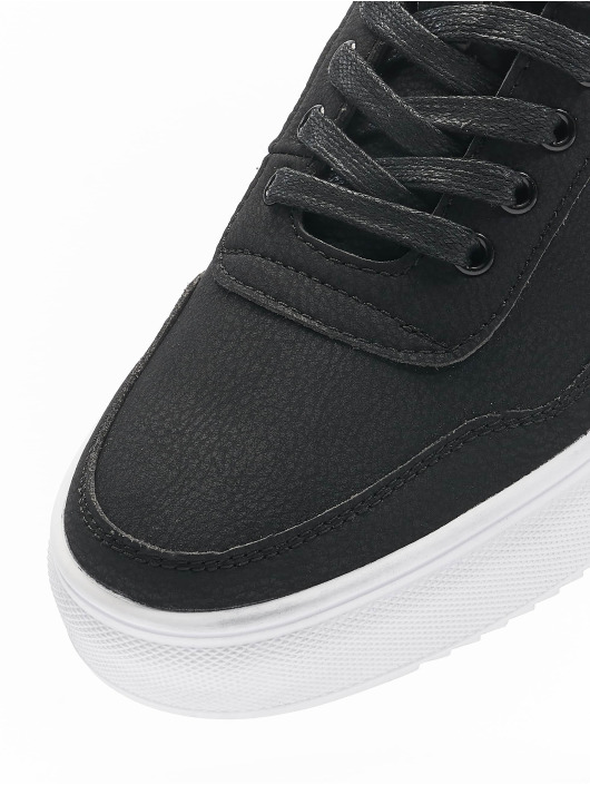 Sik Silk Sneaker Wave schwarz