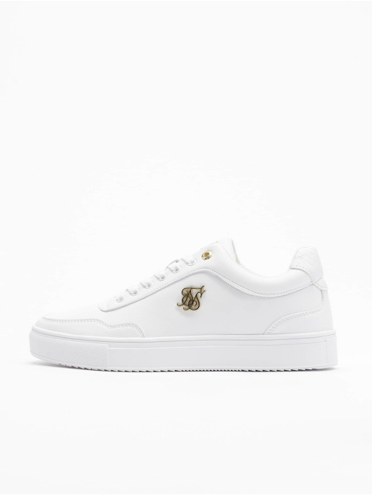 Sik Silk Sneakers Wave white