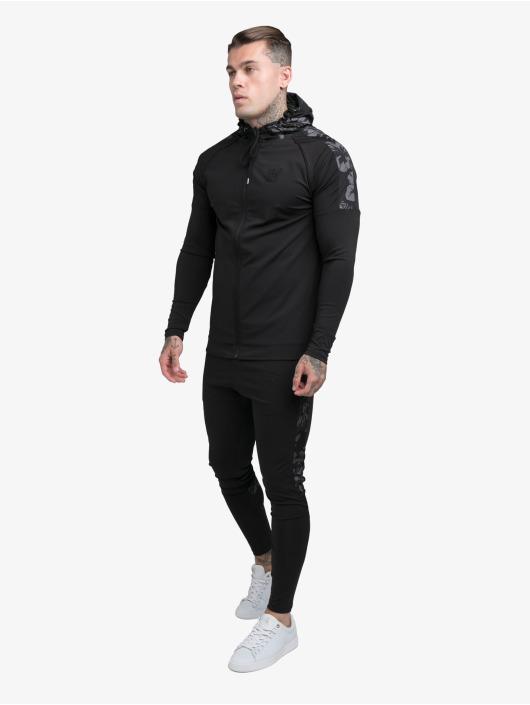 Sik Silk Spodnie do joggingu Scope Hawaii czarny