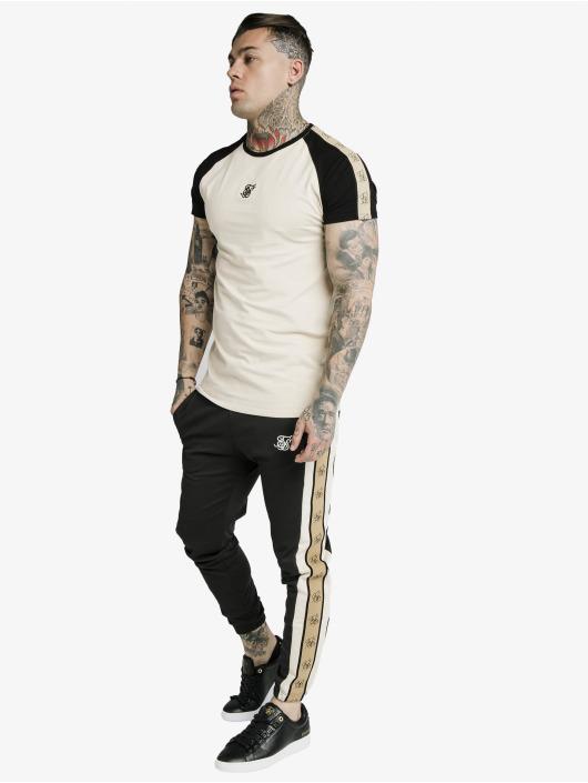 Sik Silk Spodnie do joggingu Premium Tape szary
