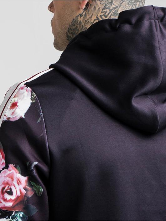 Sik Sweat Homme Silk Overhead Capuche Oil Paintpolytricot Noir 620944 H2E9WDI