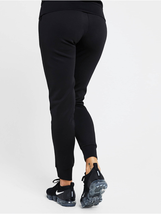 Sik Silk Sweat Pant Poly black