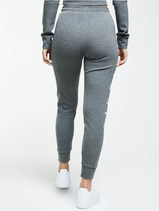 Sik Silk Sweat Pant Colour Signature gray