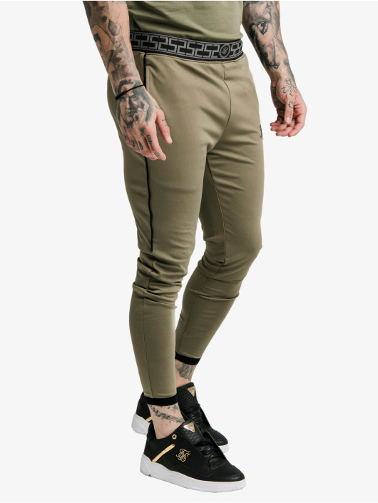 Sik Silk Sweat Pant Scope khaki