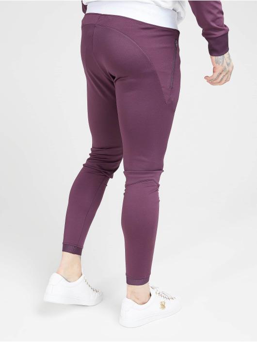 Sik Silk Sweat Pant Evo Hybrid purple