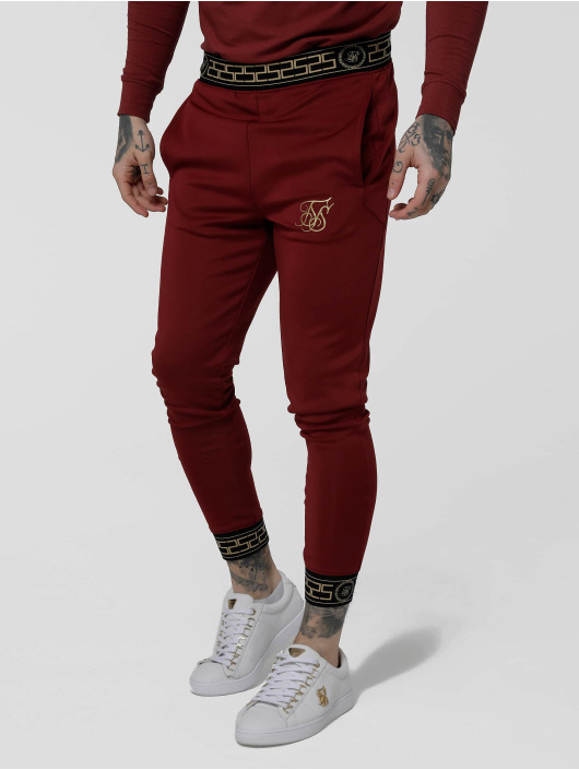 Sik Silk Sweat Pant Agility red
