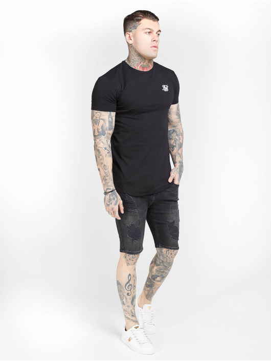 Sik Silk T-Shirt Core Gym black