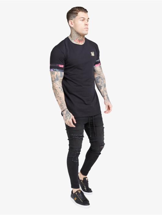 Sik Silk T-Shirt Tournament black