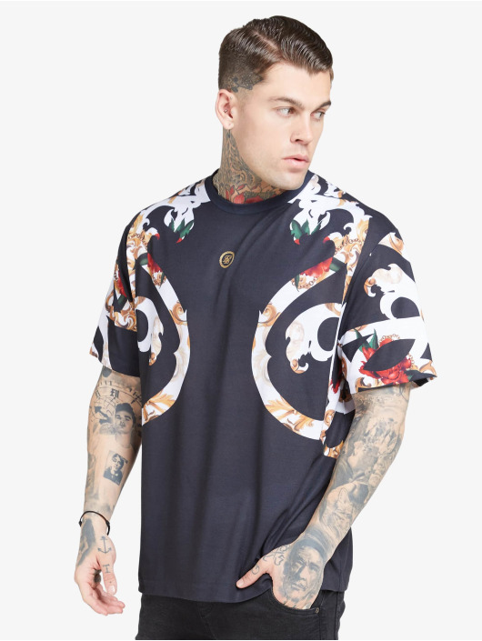 Sik Silk T-Shirt Essential black