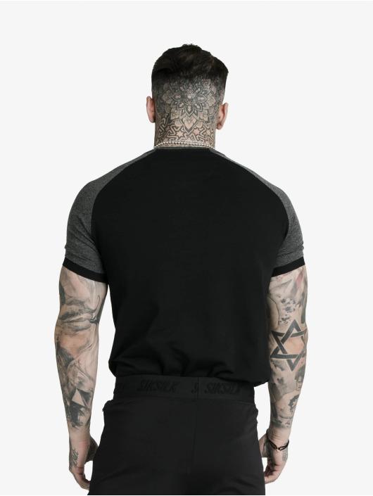 Sik Silk T-Shirt Advanced Tech black