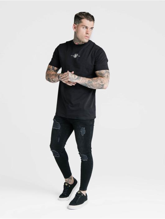 Sik Silk T-Shirt Basic Core black