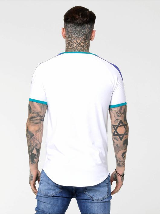 Sik Silk T-Shirt Shelly Gym blanc
