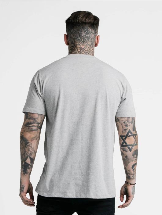 Sik Silk T-Shirt Basic Core grau