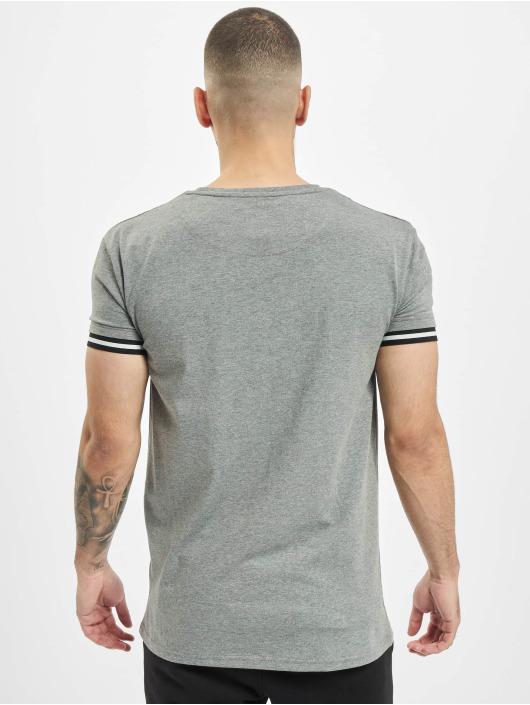 Sik Silk T-Shirt Signature grey
