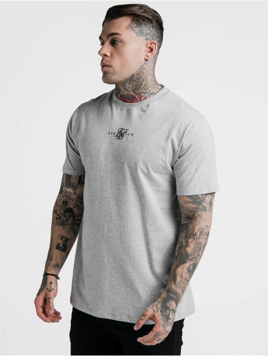 Sik Silk T-Shirt Basic Core grey