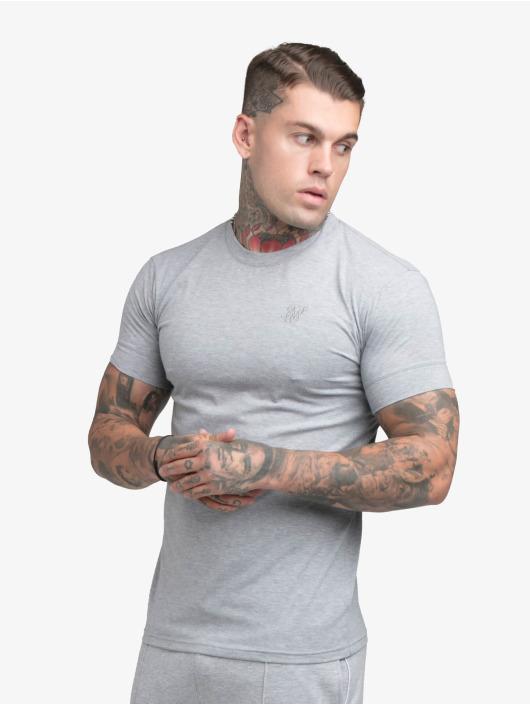 Sik Silk T-Shirt Smart Essentials grey