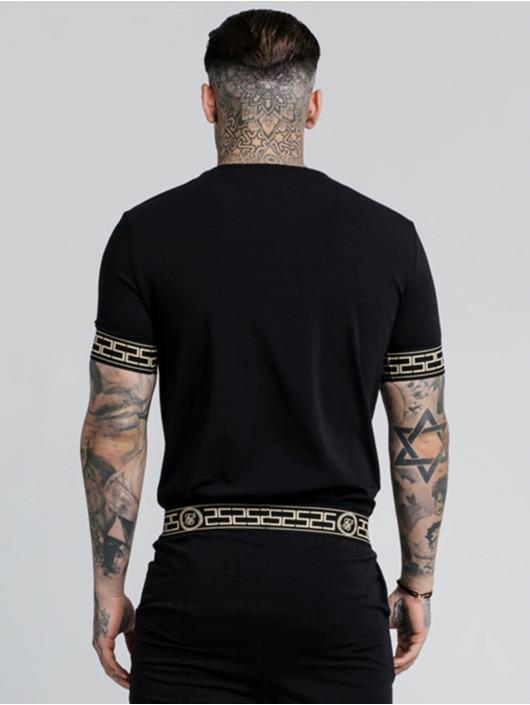 Sik Silk T-Shirt Cartel Lounge noir