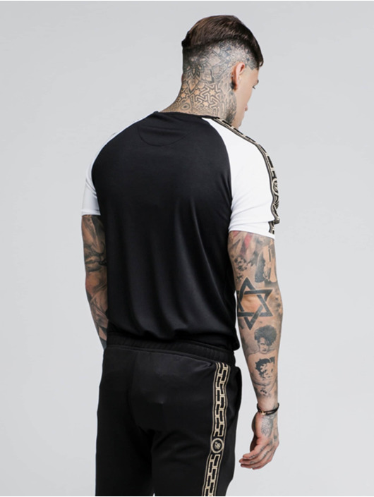 Sik Silk T-Shirt Performance schwarz