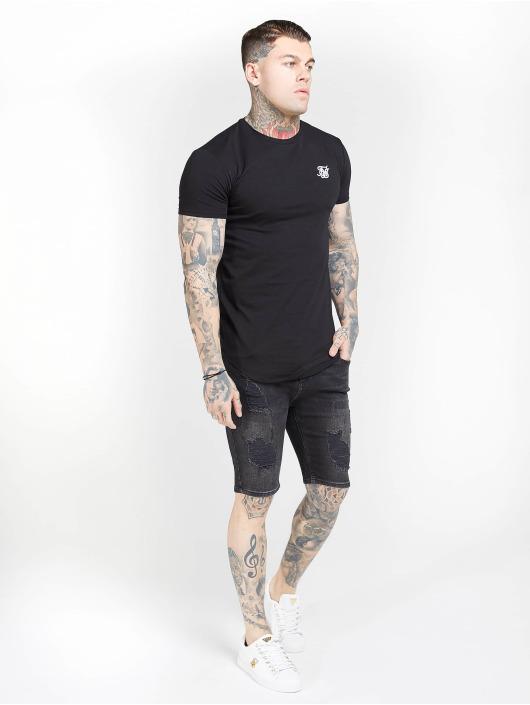Sik Silk T-Shirt Core Gym schwarz