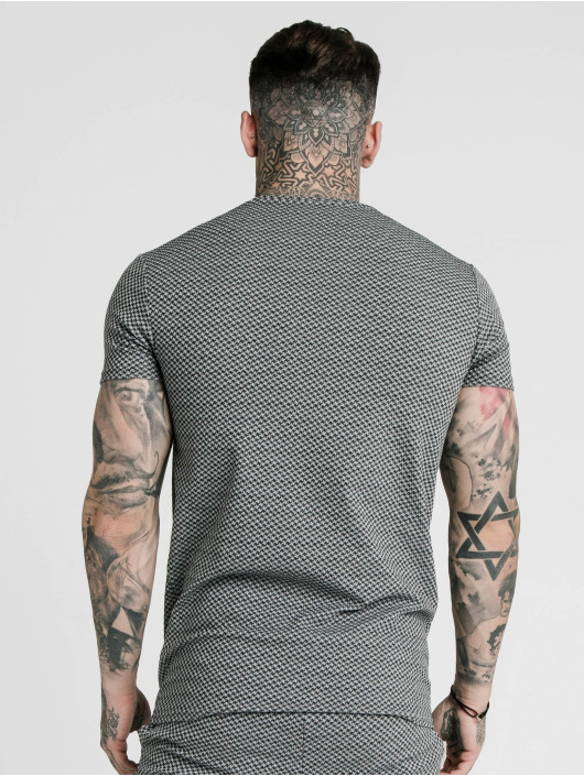 Sik Silk t-shirt Siksilk Smart Gym zwart