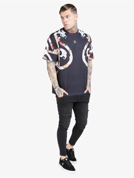 Sik Silk T-Shirty Essential czarny