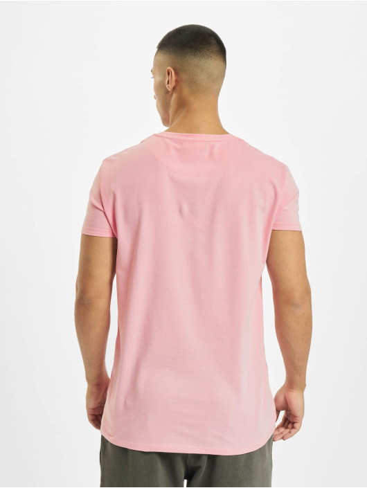 Sik Silk T-Shirty X Steve Aoki Relaxed pink