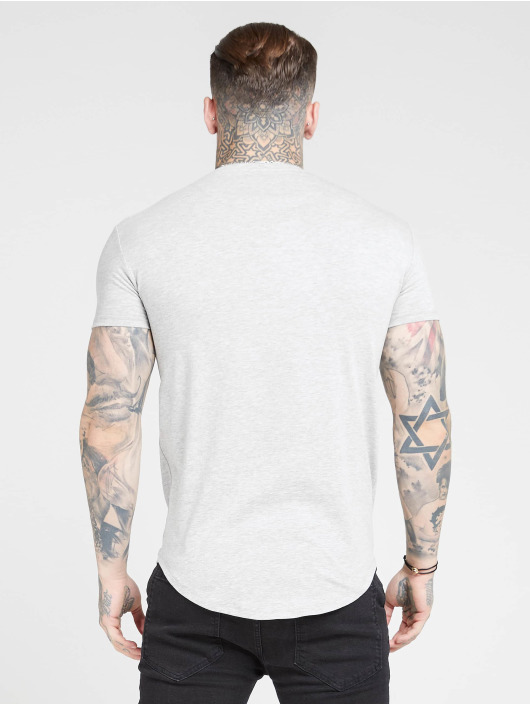 Sik Silk T-Shirty Core Gym szary
