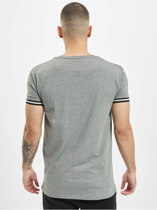 Sik Silk T-Shirty Signature szary