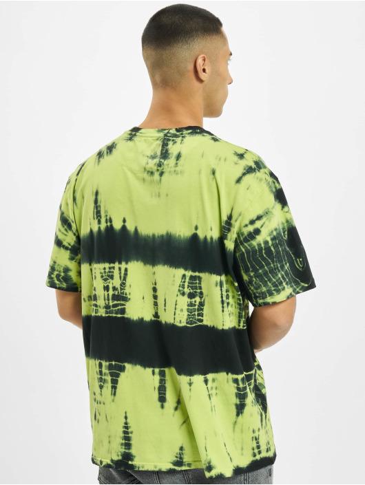 Sik Silk T-Shirty Steve Aoki S/S Essential zólty