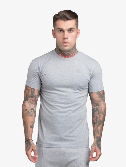 Sik Silk T-skjorter Smart Essentials grå